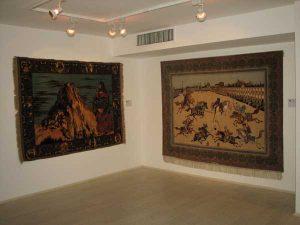 نمایشگاه فرش