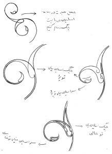 سربند اسلیمی