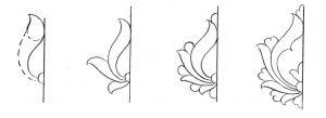 گل لاله اناری