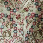 رنگ دادن فرش ابریشم
