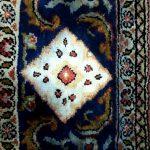 مرمت فرش ابریشم