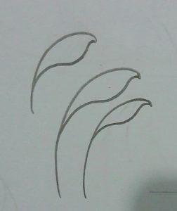 برگ بادامی