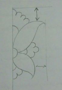 گل پروانه ای