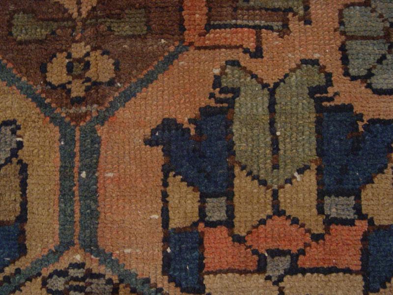 ساییدگی قالی